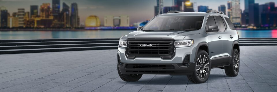 GMC Acadia Black Edition 2021